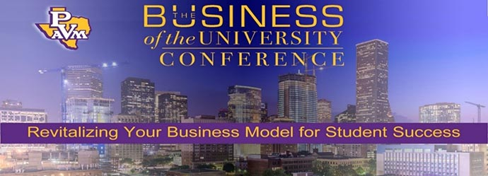 The Business of the University Conference